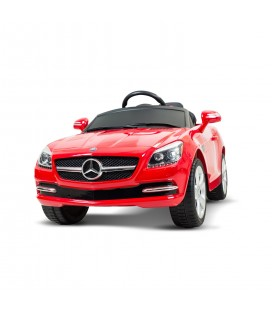 Mercedes-Benz SLK Red