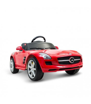 Mercedes-Benz SLS Red